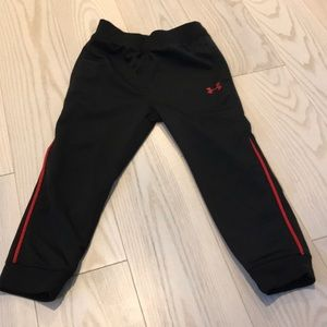 Toddler Under Armor Joggers with pockets